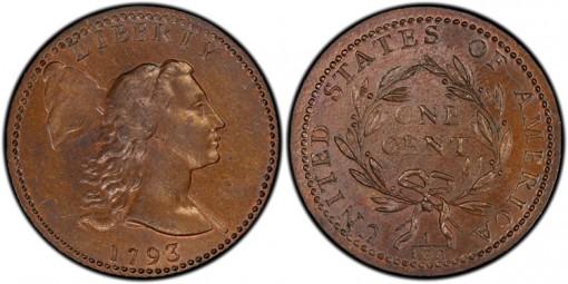 1793 Liberty Cap from High Desert Collection