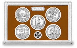 US Mint Sales: 2013 Products Debut, Six Final Product Updates