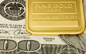Gold Bullion, US Money