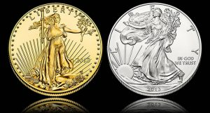2013 American Eagle Gold and Silver Bullion Coins