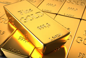 Gold Gains Wednesday, May 13