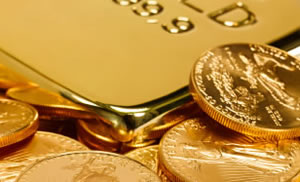 Bullion Bar and Bullion Coins