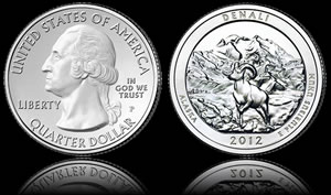 US 2012 Annual Coin Production Tops 9.3 Billion