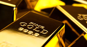 Gold Logs First Decline In Five Sessions