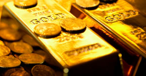 Gold Posts First Loss in Four Sessions, Slides From Three-Week High