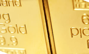 Two Gold Bullion Bars
