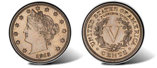 Walton 1913 Liberty Nickel