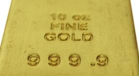10 oz fine gold