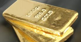 1000g Gold Bars