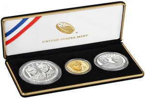 2013 5-Star Generals Three-Coin Proof Set