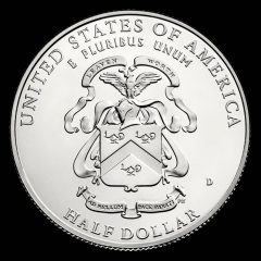 2013-D Uncirculated 5-Star Generals Half-Dollar