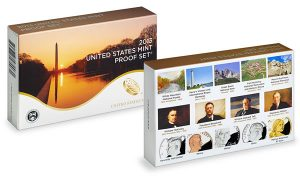 2013 Proof Set Packaging