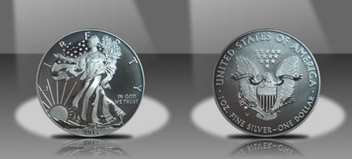 2013-W Enhanced American Eagle Silver Uncirculated Coin