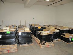 Pallets of Coin Blanks