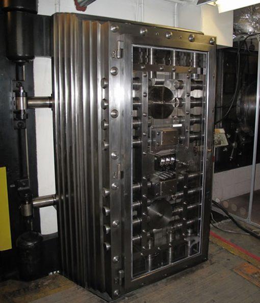 S.F. Mint Vault Door