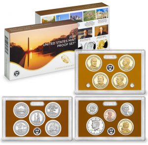 US Mint Image of 2013 Proof Set