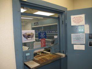 Die Vault Storage Area at SF Mint