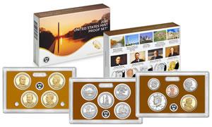 2013 US Mint Proof Set