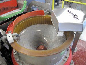 Burnishing Mill Process
