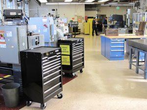 Machine Shop at San Francisco Mint