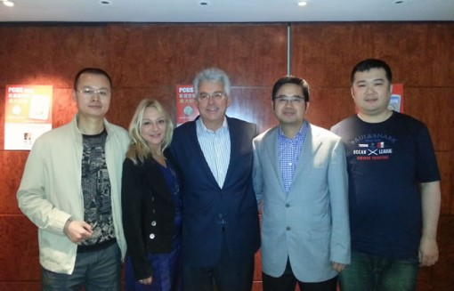 PCGS partners meet in Hong Kong