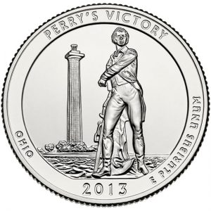 Perry's Victory and International Peace Memorial Quarter
