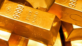 Gold Falls For First Loss in Four Sessions