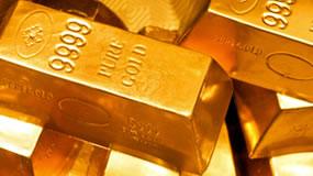 Several Gold Bullion Bars