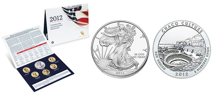 US Mint Suspended Silver Products