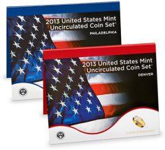 2013 US Mint Set
