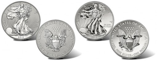 2013 West Point Silver Eagle Set