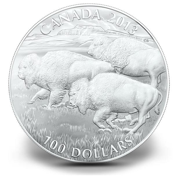 Bison 100 Series Canadian 2013  100 Bison
