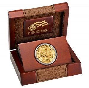 Case for 2013-W $50 Proof American Gold Buffalo