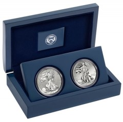 Case for 2013 West Point American Silver Eagle Set