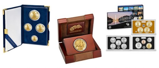 US Mint Gold and Silver Products