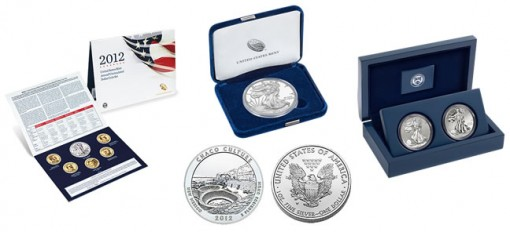 US Mint Re-Priced Numismatic Silver Products