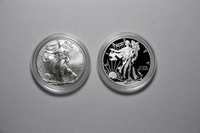2012-W Uncirculated Silver Eagle and 2013-W Enhanced Uncirculated Silver Eagle