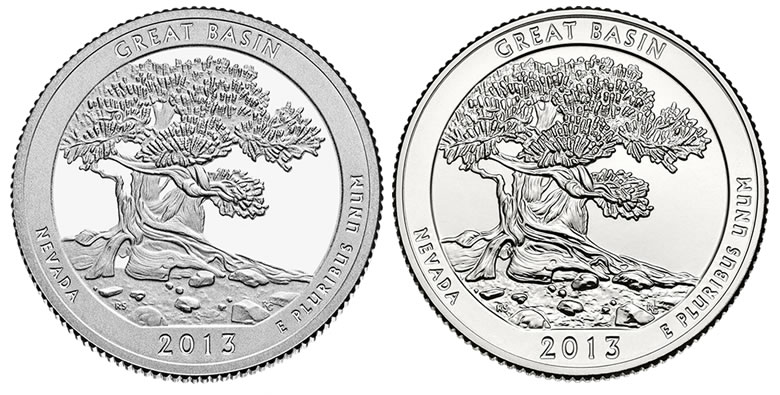 Great Basin National Park Quarters Three-Coin Set | Coin News