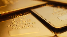 Gold Edges 0.4% Higher Thursday, Oct. 3