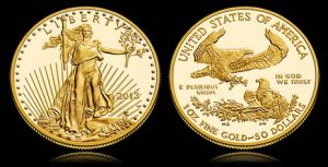 2013 Proof American Eagle Gold Coin