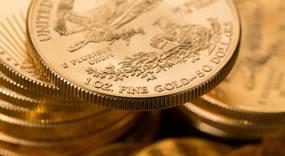 American Eagle One Ounce Gold Bullion Coins