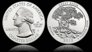 Great Basin Quarter
