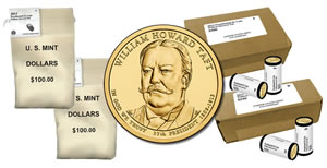 Taft Presidential Dollar Products