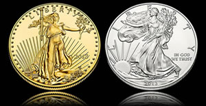 2013 American Eagle Bullion Coins