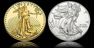 2013 American Eagle Bullion Coins
