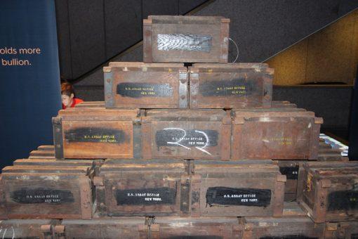 Bullion Transport Boxes
