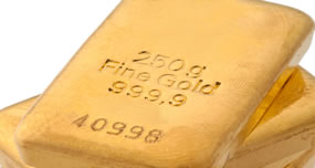 Gold Bullion Overshadowing Other Bars