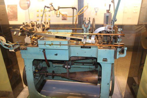Janvier Transfer Engraving Machine
