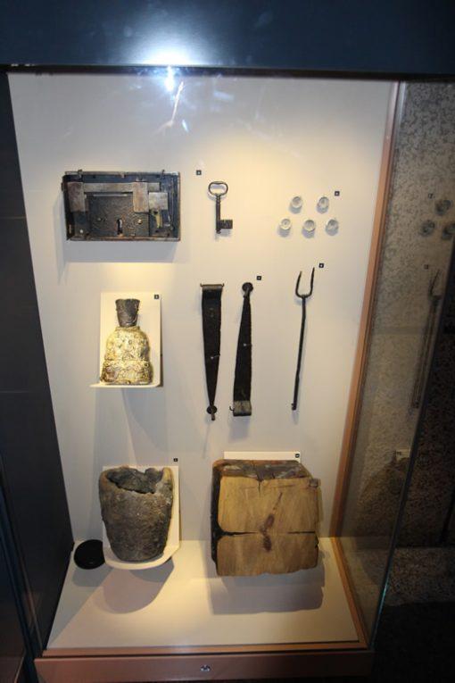 Key to the First Philadelphia Mint