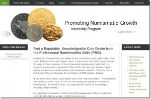 New PNG Website